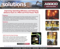 Solutions August 2011 Coal Fired PP