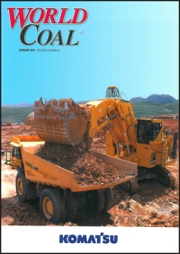 World Coal Cover JAN 2