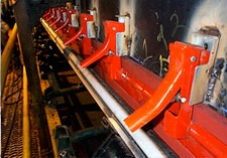 belt cleaners, conveyor belt