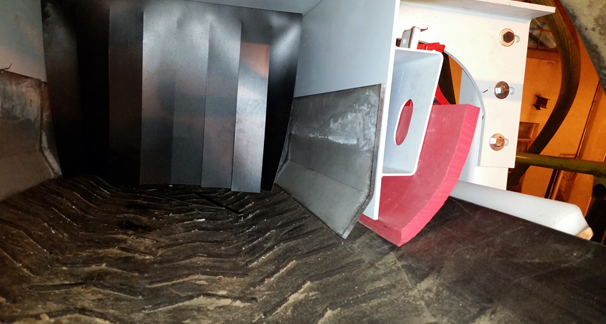 Conveyor Chute Lining - ASGCO Manufacturing Inc