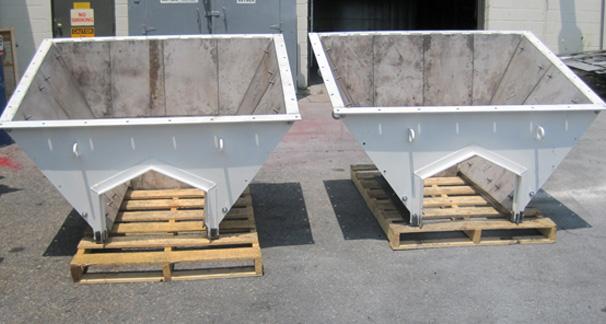 Conveyor Chute Lining Asgco Manufacturing Inc