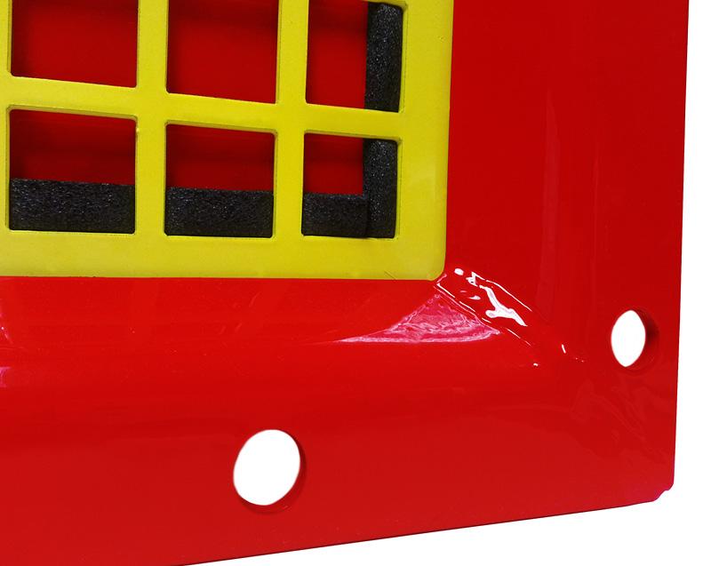 Inspection Door_45degree Flang_web & Safe-Guard® Conveyor Chute Inspection Doors