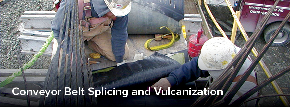 Website_LPS_Conveyor Belt Splicing and Vulcanization