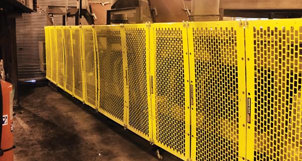 1 Point Safety >> Safe-Guard® Modular Conveyor Flat Guards - ASGCO®