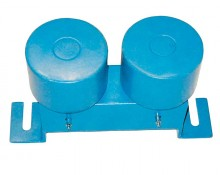 BASSCO Conveyor Belt Guide Idlers