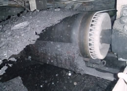 Super-Skalper In Underground Coal Operation