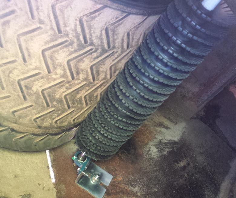 Chevron Belt Cleaner Asgco Complete Conveyor Solutions
