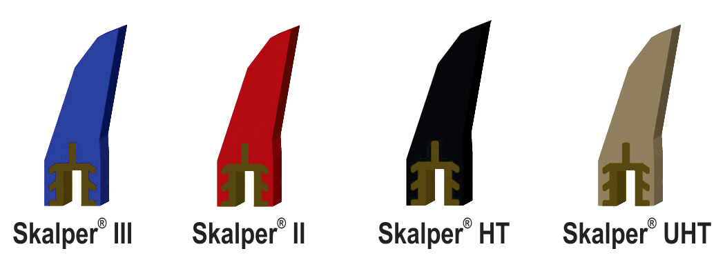 Mini-Skalper Blades