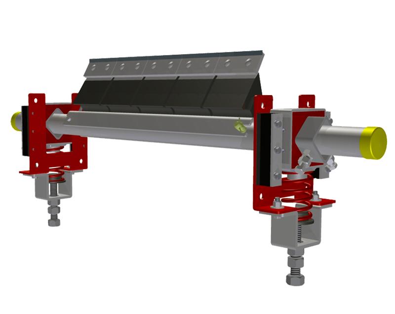 Razor Back Mdx Belt Cleaner Asgco Conveyor Solutions