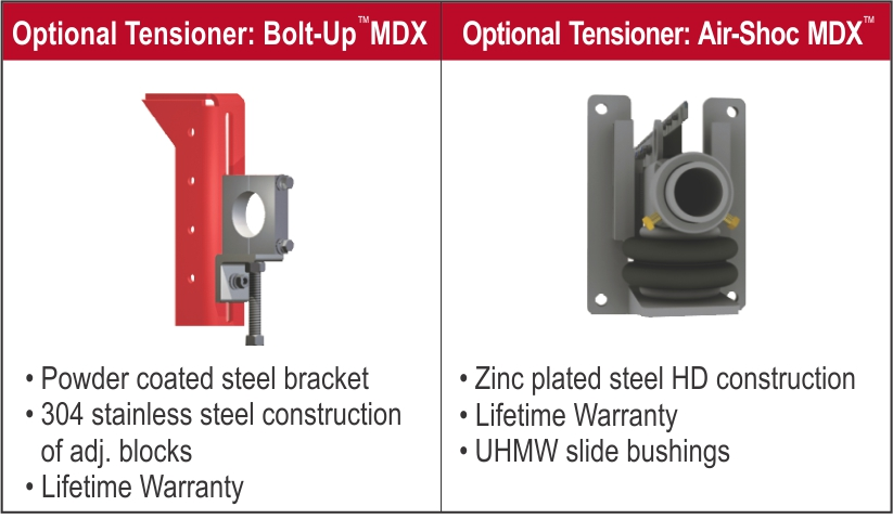 Razor Back MDX_Tensioner Options_web
