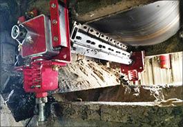Razor-Back® with Spring-Shoc™ Tensioner Sugar Plant Installation