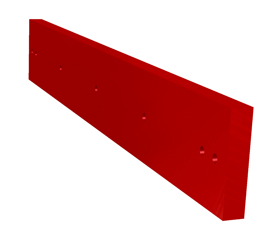 Richwood Urethane Replacement Blade