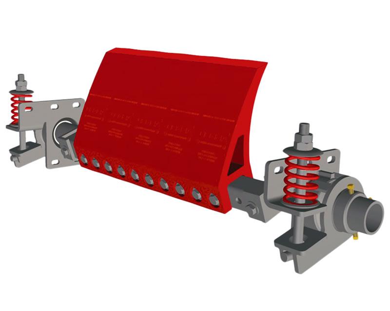 Skalper Mdx 174 Belt Cleaner Asgco Conveyor Solutions