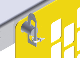 Safe-Guard® Wedge Clamp Installation