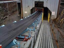 ASGCO® Weigh-Scale in Coal Prep Plant