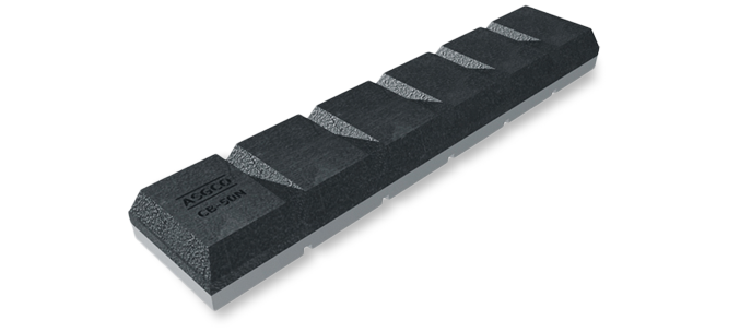 ASGCO Armorite® Chocky Conveyor Wear Bars