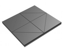 Armorite® Star Conveyor Wear Plate