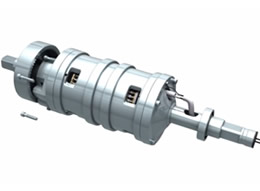 Assembly of drum motor video.