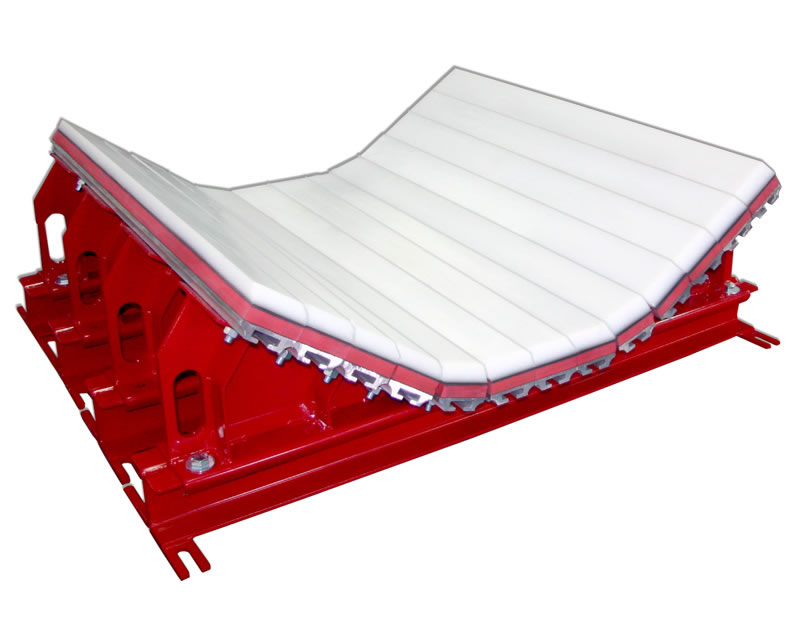 Impact Beds Asgco Complete Conveyor Solutions
