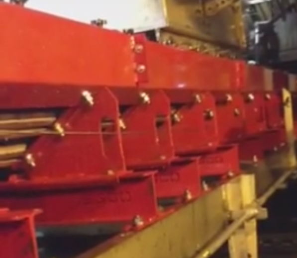 Pro-Zone™ on a coal fired power plant conveyor video. (Need to upload to YouTube)