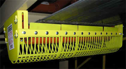 Safe-Guard Conveyor Idler Guard