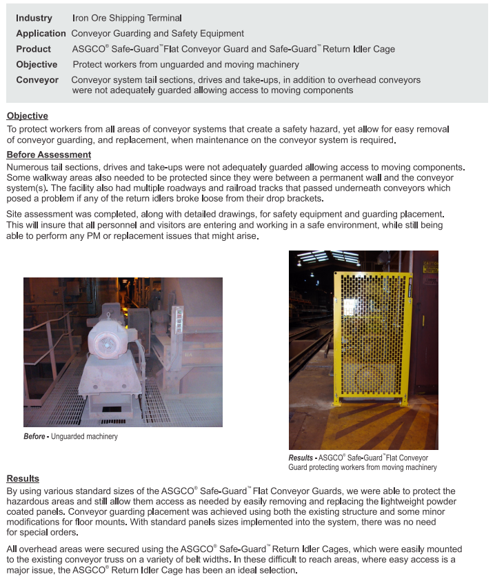 Conveyor-Guarding-Case-Study