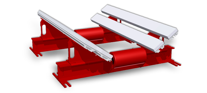 ASGCO | Slide-N-Roll Conveyor Slider Bed