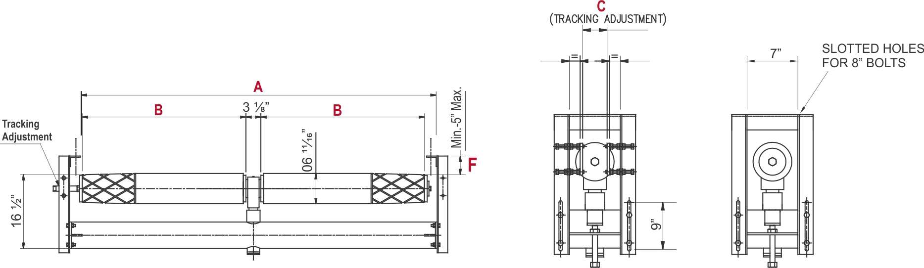 TruTrainer Dual Return Idler_Drawing_web
