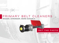 Primary Belt Cleaner Facts