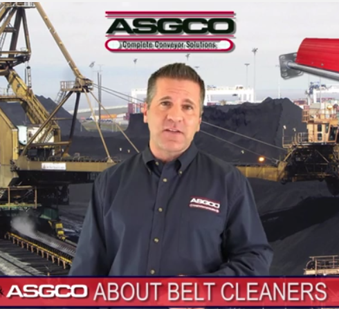 Belt Cleaner Video