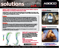 March Solutions 2015 ASGCO® Helps Copper Processing Port Facility_Feature Image