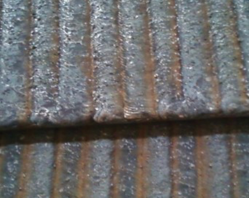 Chromium Carbide Overlay (CCO) Wear Plate - ASGCO Conveyor