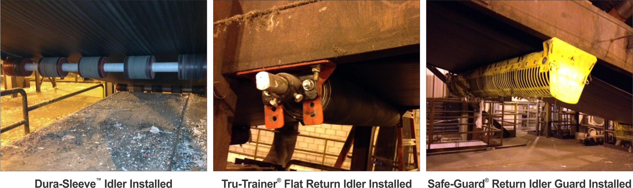 Waste to Energy Facility_Flat Return Tru-Trainer & Dura-Sleeve Case Study - EG