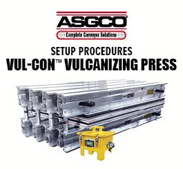 Vul-Con™ Setup Procedure - English