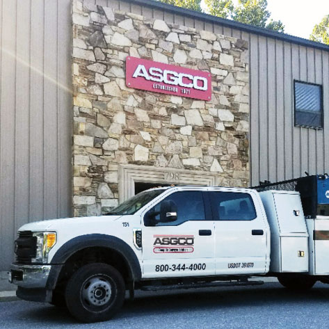 ASGCO Global Solutions and Local Support