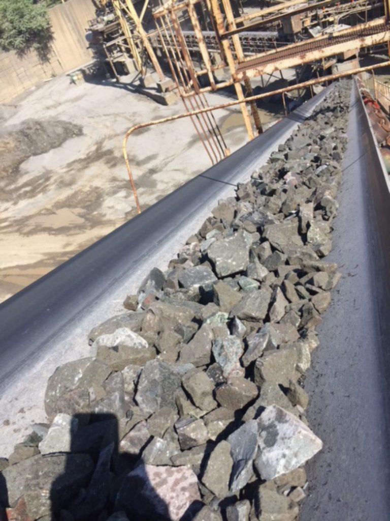 ASGCO Heavy Duty Conveyor Belting