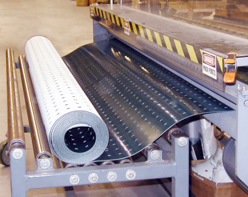 ASGCO Light Duty Conveyor Belting Perforated