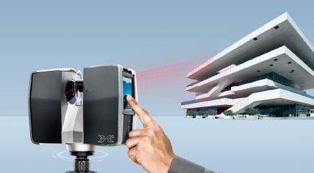 ASGCO Laser Scanning