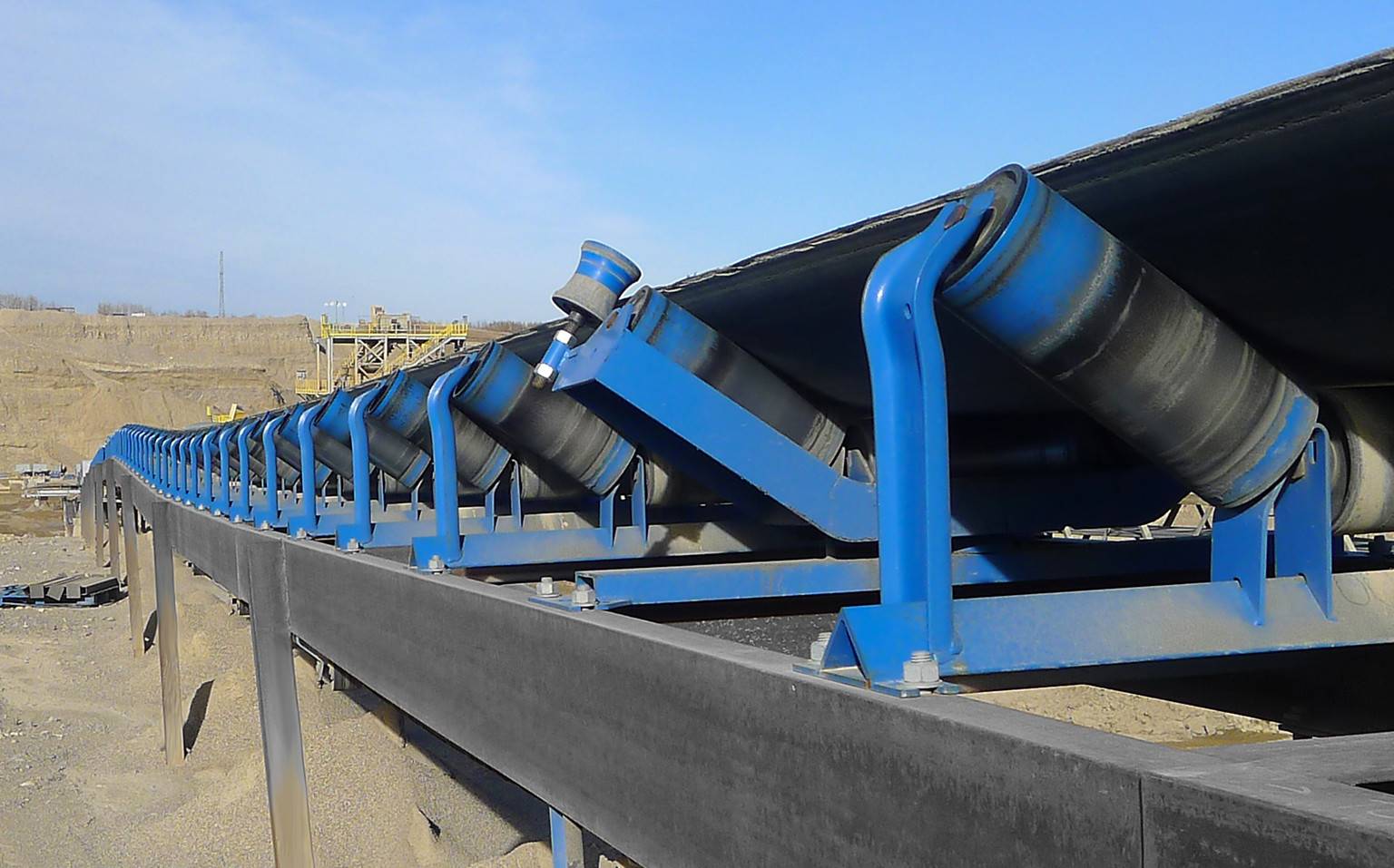 Conveyor Idlers Archives Asgco Asgco