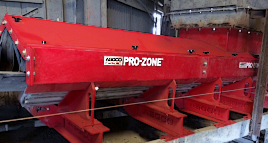 ASGCO Pro-Zone - Conveyor Belt Load Zone System