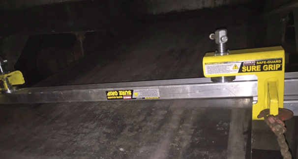 ASGCO Sure Grip Belt Clamp