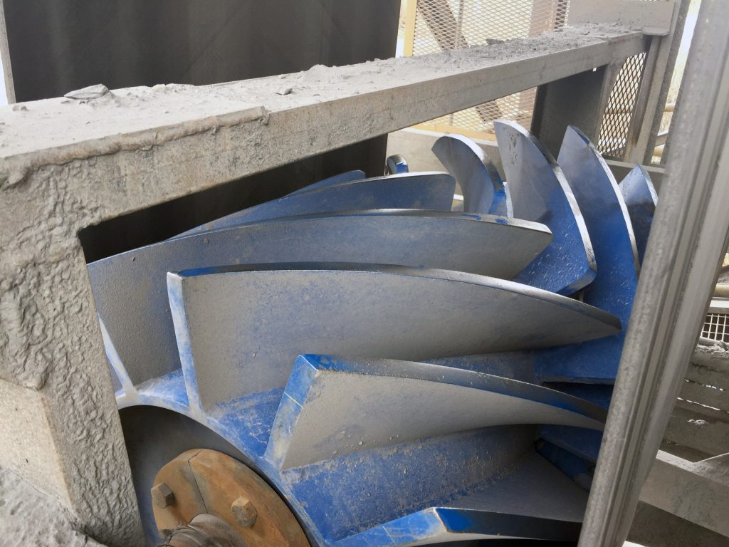 ASGCO Conveyor Pulley CFW Wing Pulley