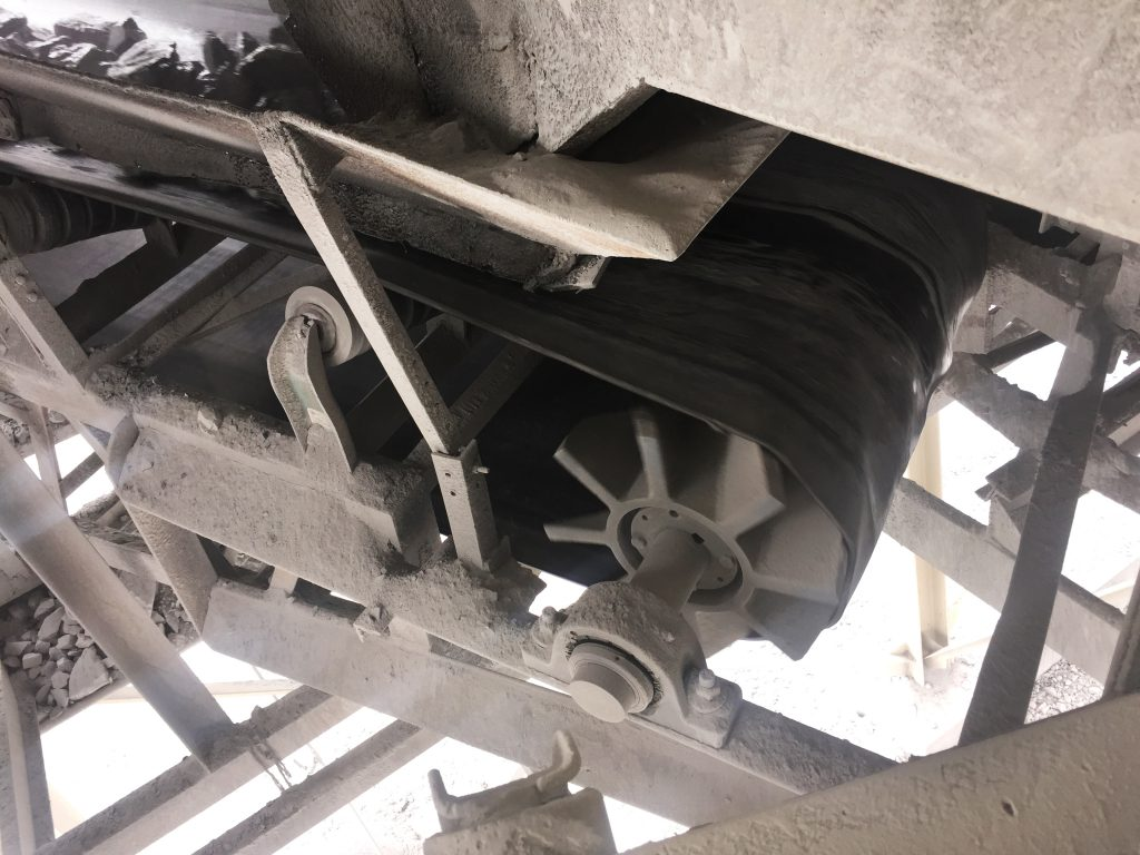 ASGCO Conveyor Pulley Conveyor Belt Pulley