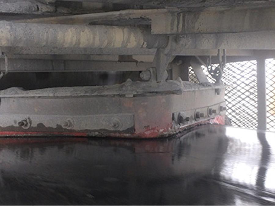 asgco hinged v-plow