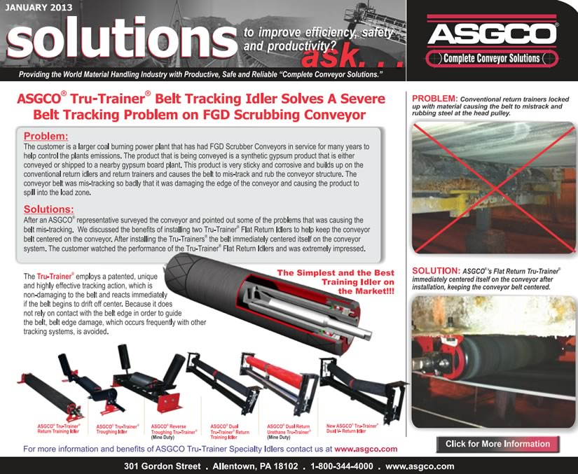 Solutions January 2013
