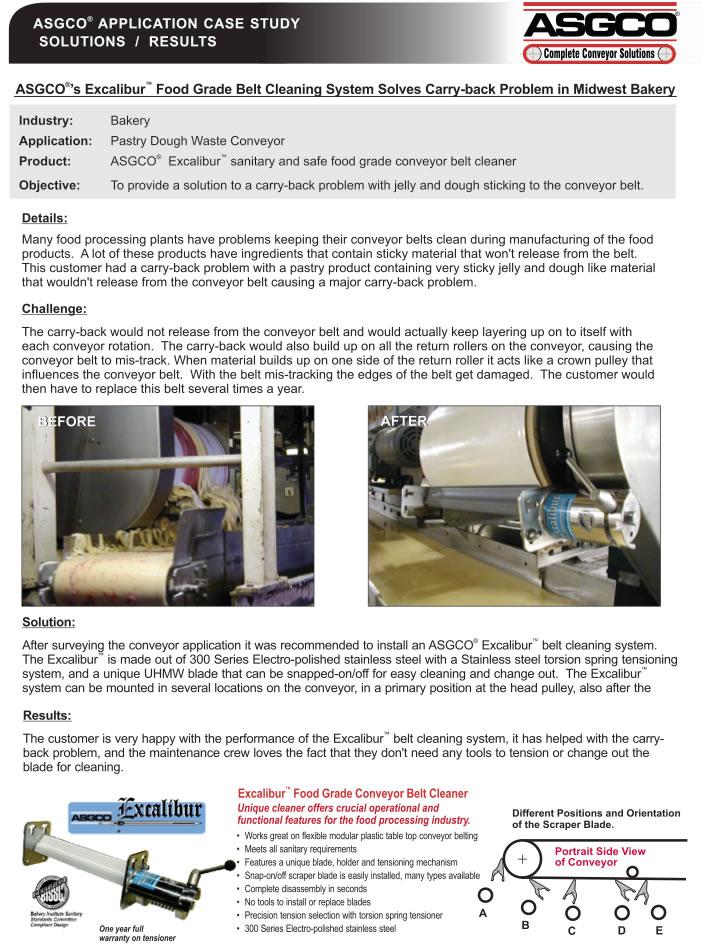 excalibur-food-grade-belt-clenaing-system