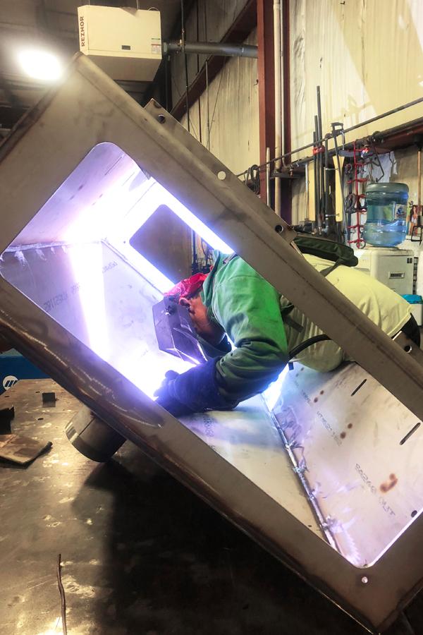 ASGCO Steel Fabrication Lehigh Valley Welding