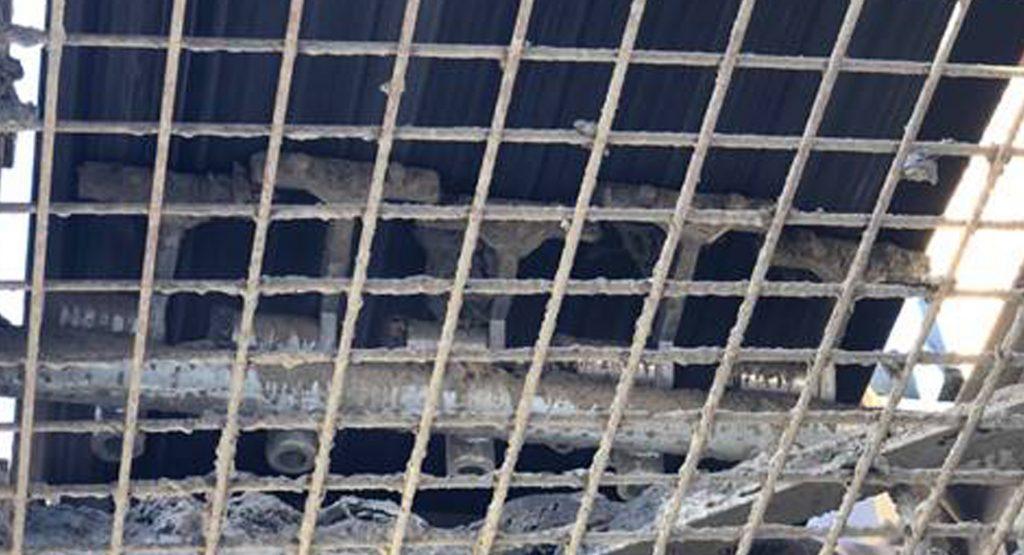 asgco, bc-2, belt cleaner, tungsten carbide blades